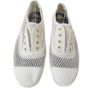 Keds x Kate Spade White Breathable Mesh Sneakers 9